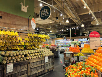 Supermarketit New Yorkissa - Whole Foods