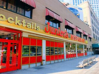 Paras cheesecake New Yorkissa - Junior's Brooklyn