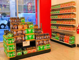 Supermarketit New Yorkissa - Target New York