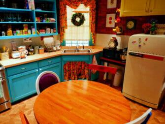 FRIENDS Experience New Yorkissa - Monican keittiö
