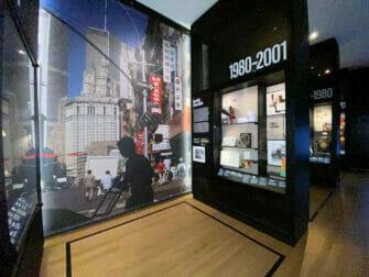 Museum of the City of New York -liput - Sisältä