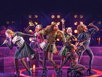 SIX Broadway-liput - Näyttelijät