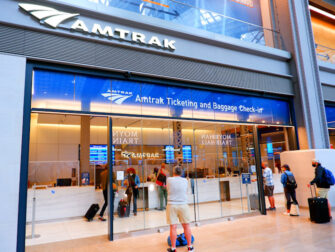 Amtrak New Yorkissa - Amtrak