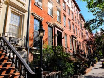 Chelsea New Yorkissa - Rakennuksia