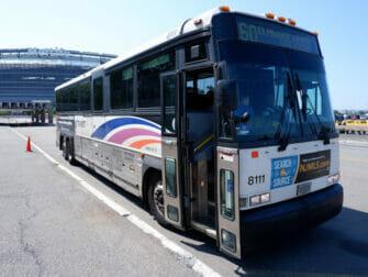 New Jersey Transit New Yorkissa - NJ Transit -bussi