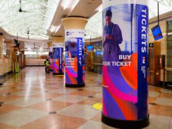 New Jersey Transit New Yorkissa - Asema