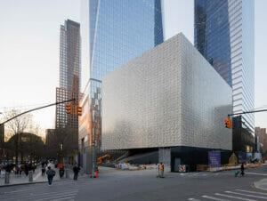 Performing Arts Center New Yorkissa