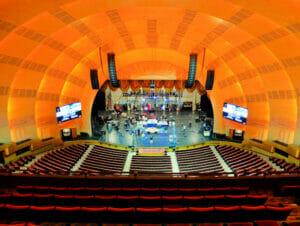 Radio City Music Hall New Yorkissa