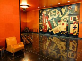 Radio City Music Hall New Yorkissa - Art deco