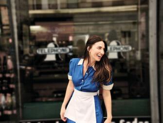 Sara Bareillesin Waitress Broadway-liput - Diner