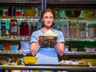 Sara Bareillesin Waitress Broadway-liput - Sara Bareilles