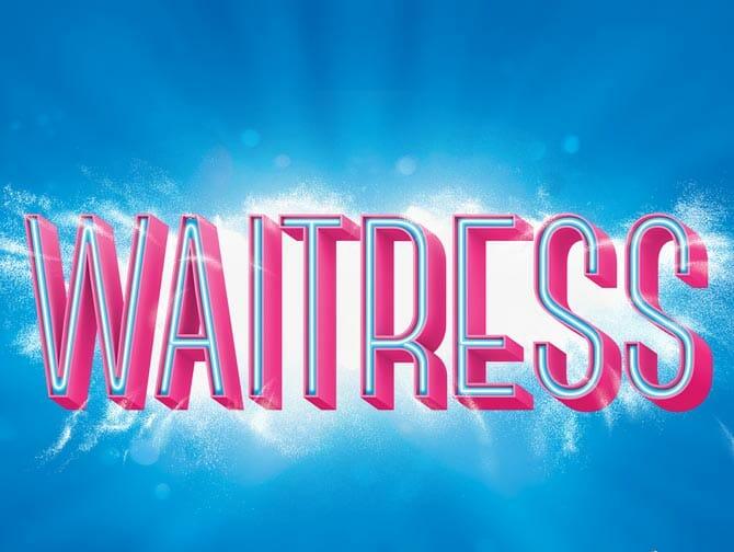 Sara Bareillesin Waitress Broadway-liput