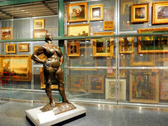 Brooklyn Museum New Yorkissa - The Storage