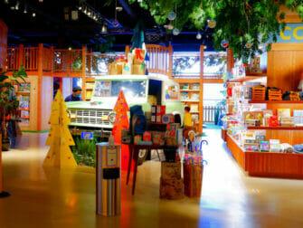 Hudson Yards New Yorkissa - Kauppa