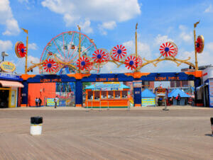 Luna Park Coney Island -liput