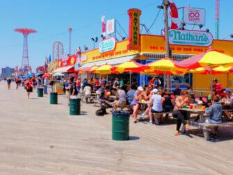 Luna Park Coney Island -liput - Huvipuisto