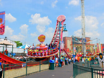 Luna Park Coney Island -liput - Huvipuistolaite