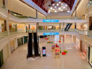 American Dream Mall New Yorkin lähellä