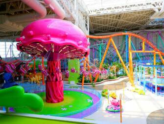 American Dream Mall New Yorkin lähellä - Nickelodeon