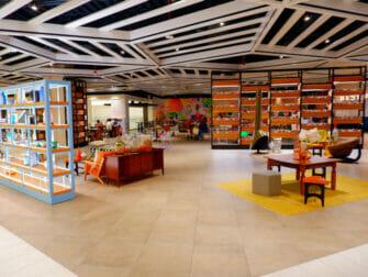 American Dream Mall New Yorkin lähellä - Ravintola