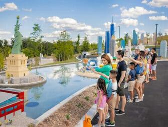 LEGOLAND New York Resort -liput - LEGO Miniland