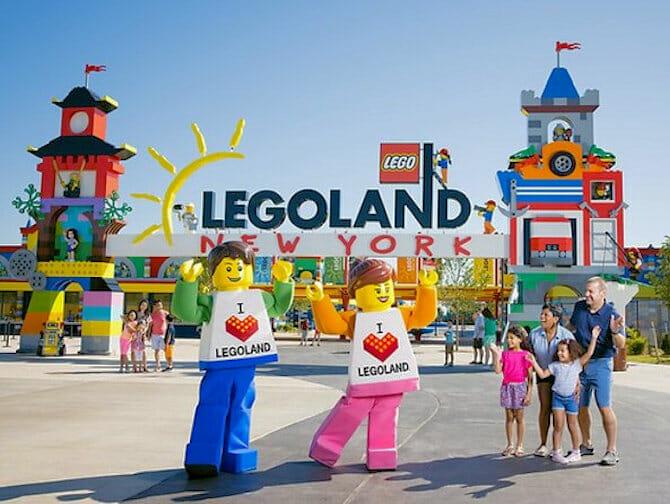 LEGOLAND New York Resort -liput