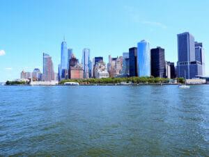 Manhattan in New York