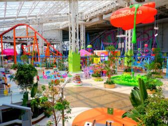 Nickelodeon Universe huvipuisto New Yorkin lähellä liput - Nähtävyydet
