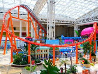 Nickelodeon Universe huvipuisto New Yorkin lähellä liput - Huvipuistossa