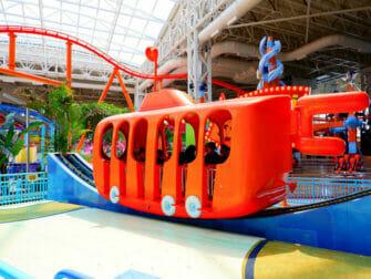 Nickelodeon Universe huvipuisto New Yorkin lähellä liput - Huvipuistolaite